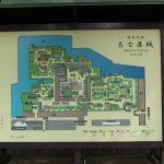 名古屋城内地図