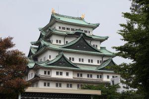 名古屋城本丸写真