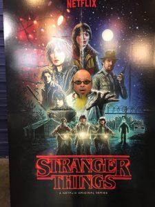 海外ドラマ Stranger things comic for ground
