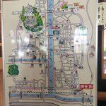 郡上八幡観光マップ