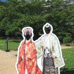 姫路城と殿と姫