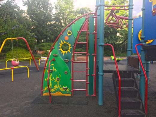 浜町公園 遊具広場